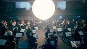 Quinte et Sens, une fresque visuelle et sonore au sein de la Philharmonie de Paris