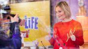 """Ophélie rappelle que """"tous les dons sont importants"""" grâce au témoignage de Françoise"""