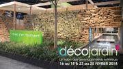 Salon Décojardin à Ciney Expo ces 16, 17 et 18 février ainsi que les 23, 24 et 25.