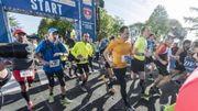 Bart De Wever achève son premier marathon en un peu plus de quatre heures
