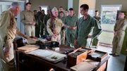 """""""Hacksaw Ridge"""" une première photo du nouveau film de Mel Gibson"""