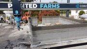 Floride: une ferme a été bâtie entièrement par une imprimante 3D