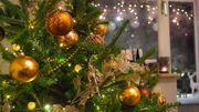 De jolies boules de Noël faites à la main, ça vous dit?