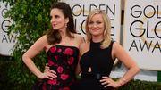 Tina Fey et Amy Poehler présenteront les prochains Golden Globes