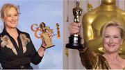 Meryl Streep a remporté les deux récompenses : Golden Globe et Oscar
