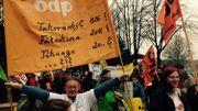 Mille personnes à Huy pour réclamer la fermeture de Tihange 2 et Doel 3