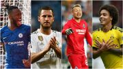 Chiffres des Diables : Le réveil Eden Hazard, le précoce Batshuayi, l'infranchissable Mignolet
