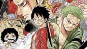 """""""One Piece"""", la série manga par un seul auteur la plus diffusée dans le monde"""