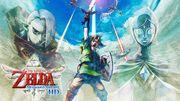 The Legend of Zelda Skyward Sword HD détaille son gameplay