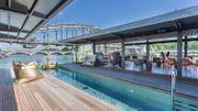 Un hôtel flottant de 58 chambres ouvre sur la Seine à Paris