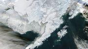 Les glaces de la mer de Béring à leur niveau le plus réduit en5500 ans