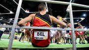 Kevin Borlée sera au départ du 400m individuel à Amsterdam