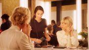 La géniale Marina Foïs invitée du clip de L'Impératrice
