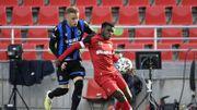 Match nul et voyage au bout de l'ennui entre l'Antwerp et Bruges (0-0)