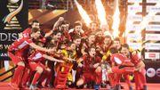 La Ville de Bruxelles invite à venir fêter les Red Lions mardi midi sur la Grand-Place