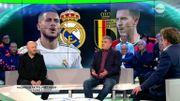 """Albert et la blessure de Hazard: """"Même à 70%, il doit jouer en équipe nationale"""""""