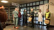 Coronavirus: huit des 10 Belges en quarantaine sont sortis de l'hôpital
