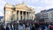 """L'""""Hymne à la joie"""" de Beethoven sera joué devant la Bourse vendredi"""