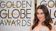 Emilia Clarke élue femme la plus désirable de la planète