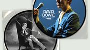"David Bowie réédite son tube ""Fame"" en picture disc"