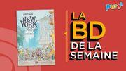 La BD de la semaine de Guillaume Drigeard: L'intégrale de la New York Trilogie