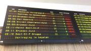Voici pourquoi votre train est (trop souvent) en retard