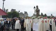 Liège: les festivités du 15août battent leur plein (photos et vidéos)