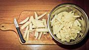 Les bonnes frites Belges