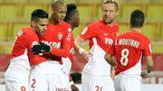 Monaco, sans Tielemans, renoue avec la victoire contre Angers