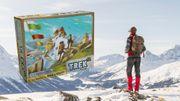 """À défaut de pouvoir s'y rendre, direction la montagne avec le jeu """"Trek 12"""", carton du moment"""