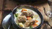 Recette: Blanquette de veau au lait de coco et butternut