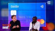 Revolut... Une carte bancaire virtuelle qui est d'appli !