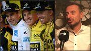 """Trois questions à Cyril : """"Une opportunité pour Wout van Aert d'aller chercher le maillot jaune"""""""