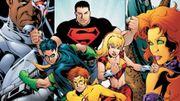 """Teen Titans"" bientôt adapté en série"