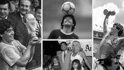 Diego Maradona décède d'un arrêt cardiaque à l'âge de 60 ans