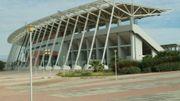 Le site olympique de Markopoulo