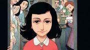 """""""Le Journal d'Anne Frank"""" adapté en bande dessinée"""