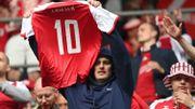 Euro 2020 : le stade va applaudir Eriksen à la 10ème minute de Danemark-Belgique