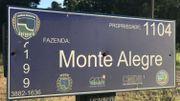 """La """"fazenda"""" de Monte Alegre, ce qui signifie """"la ferme"""" en portugais. C'est le terme utilisé au Brésil pour désigner les grands domaines agricoles."""