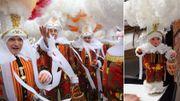 Des poupées à l'effigie des Gilles de Binche: c'est ce que proposent des louageurs suite à l'annulation du carnaval