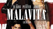 """""""Malavita"""", comédie mafieuse de Luc Besson au casting hollywoodien"""