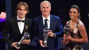 Modric met fin au règne de Cristiano Ronaldo et Messi