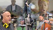 """Peter Gabriel reprend son célèbre titre """"Biko"""" avec 25 musiciens"""