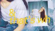 Lyric video pour un nouveau single de Sigrid très efficace