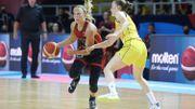 """Julie Allemand: """"Malgré la défaite face à la Bosnie, l'Euro est loin d'être terminé pour les Belgian Cats"""""""