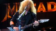 Dave Mustaine a assuré son premier show depuis son traitement