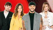 The Voice Belgique : les premières impressions des coachs