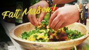 """Recette """"Fait Maison! Barbecue"""": Poulet des Caraïbes"""