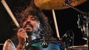 Rarissime: Dave Grohl à la batterie pour une reprise d'un hit de Nirvana