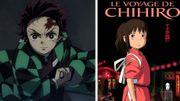 """Le film d'animation """"Demon Slayer"""" détrône """"Le Voyage de Chihiro"""" au box-office japonais"""
